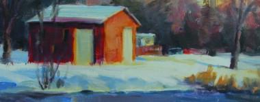 small barn - Lewis
