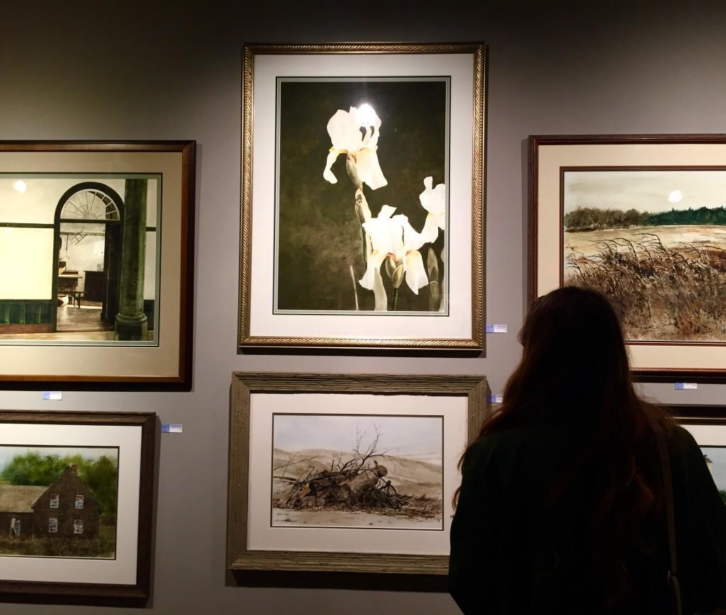 Fayetteville Underground hosts watercolorist Monte Toon