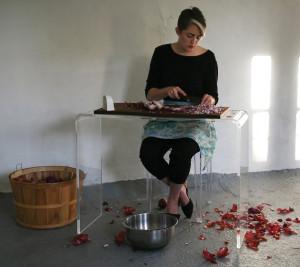 When chopping onions...2015_CynthiaPostHunt1