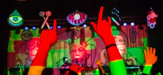 REVIEW:  Animal Collective at George's Majestic Lounge